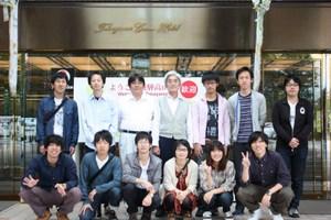 研究室旅行@飛騨高山