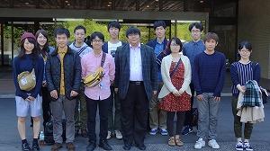 研究室旅行@加賀・金沢