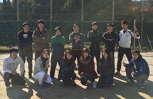 2016.11.16 秋季物エネソフトボール大会【準優勝】