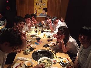 2017年春夏(院試壮行会・学会・BBQ)
