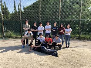 2018.05.14 ソフトボール大会