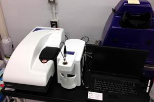 Malvern社製 粒度分布、ゼータ電位測定機 Zetasizer Nano ZS