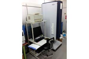 ブルカーダルトニクス社製 直立型MALDI質量分析装置 autoflex