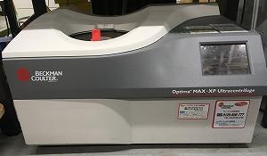 BECKMAN COULTER社製 卓上型超遠心機 Optima MAX-XP