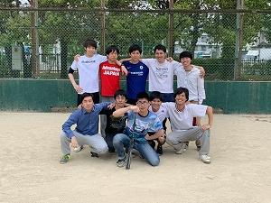 2019年春夏(春季ソフトボール大会、普段の研究室、BBQ)